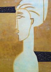 Regina, 50 x 70 cm, CHF 340